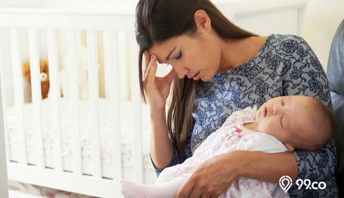 Baby Blues Baru - Cara Mengatasi Baby Blues dan buat diri Anda merasa